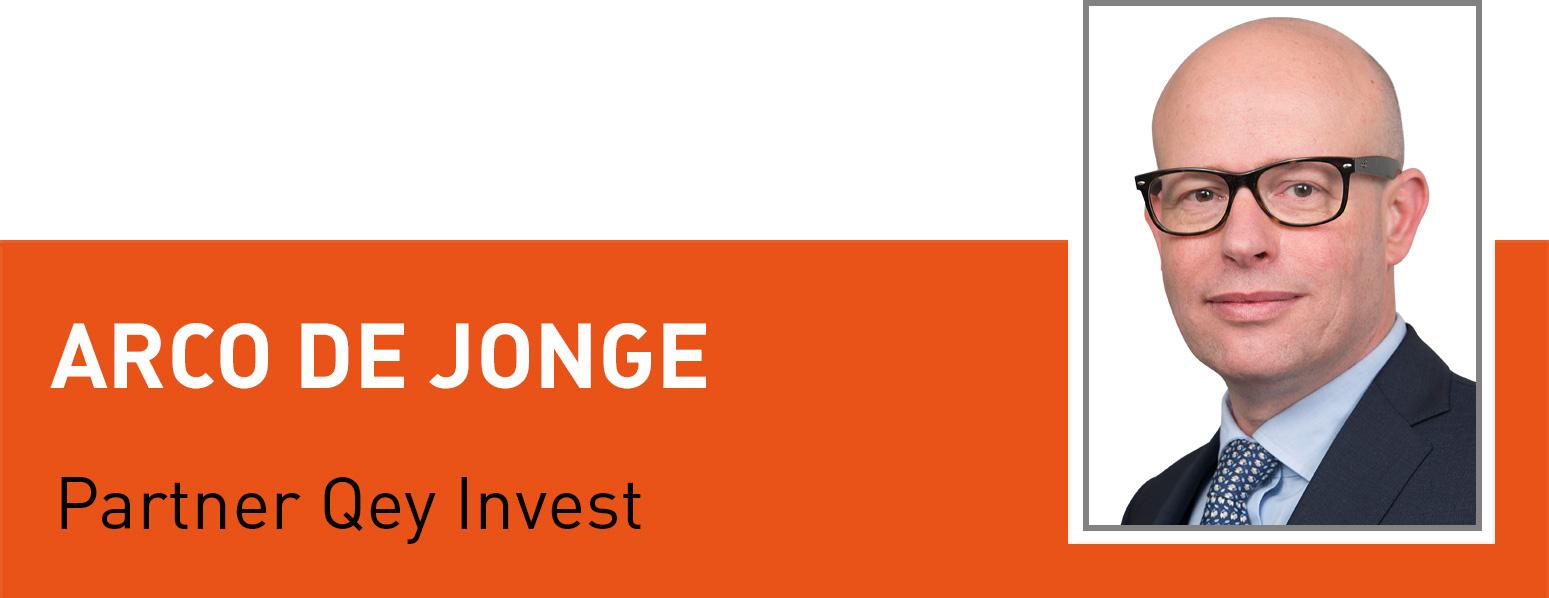 Arco de Jonge, Partner Qey Invest