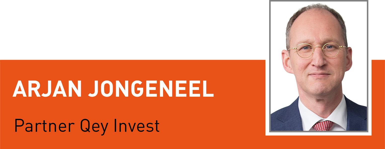 Arjan Jongeneel, Partner Qey Invest